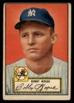 1952 Topps #9 RED Bobby Hogue  Front Thumbnail