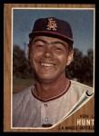 1962 Topps #68  Ken L. Hunt  Front Thumbnail