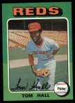 1975 Topps #108  Tom Hall  Front Thumbnail