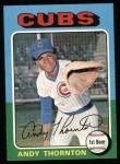 1975 Topps #39  Andre Thornton  Front Thumbnail