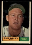 1961 Topps #422  Bud Daley  Front Thumbnail
