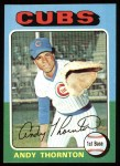 1975 Topps #39  Andre Thornton  Front Thumbnail