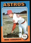 1975 Topps #96  Mike Cosgrove  Front Thumbnail