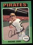 1975 Topps #77  Richie Zisk  Front Thumbnail