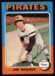 1975 Topps #148  Jim Rooker  Front Thumbnail