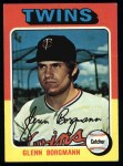 1975 Topps #127  Glenn Borgmann  Front Thumbnail