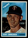 1966 Topps #73 xSTR Jerry Zimmerman   Front Thumbnail