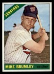 1966 Topps #29  Mike Brumley  Front Thumbnail