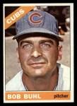 1966 Topps #185  Bob Buhl  Front Thumbnail