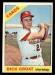 1966 Topps #103 TR Dick Groat  Front Thumbnail