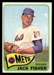 1965 Topps #93  Jack Fisher  Front Thumbnail