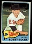 1965 Topps #324  Bobby Locke  Front Thumbnail