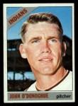 1966 Topps #501  John O'Donoghue  Front Thumbnail