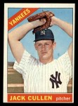 1966 Topps #31  Jack Cullen  Front Thumbnail