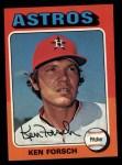 1975 Topps #357  Ken Forsch  Front Thumbnail
