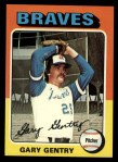 1975 Topps #393  Gary Gentry  Front Thumbnail