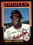 1975 Topps #303  Grant Jackson  Front Thumbnail