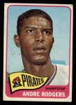 1965 Topps #536  Andre Rodgers  Front Thumbnail