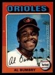 1975 Topps #358  Al Bumbry  Front Thumbnail