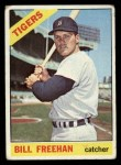 1966 Topps #145  Bill Freehan  Front Thumbnail