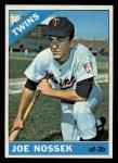 1966 Topps #22  Joe Nossek  Front Thumbnail