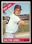 1966 Topps #317  Dalton Jones  Front Thumbnail