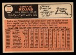 1966 Topps #170  Cookie Rojas  Back Thumbnail