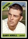 1966 Topps #548  Gary Kroll  Front Thumbnail