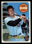 1969 Topps #247  Gene Oliver  Front Thumbnail
