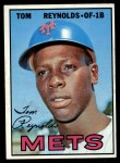 1967 Topps #487 ^COR^ Tommie Reynolds  Front Thumbnail