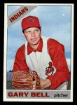1966 Topps #525  Gary Bell  Front Thumbnail
