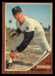1962 Topps #207  Pete Burnside  Front Thumbnail