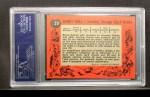 1961 Topps #29  Bobby Hull  Back Thumbnail