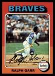 1975 Topps #550  Ralph Garr  Front Thumbnail