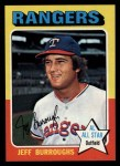 1975 Topps #470  Jeff Burroughs  Front Thumbnail