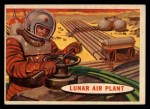 1957 Topps Space Cards #57   Lunar Airplant  Front Thumbnail