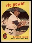 1959 Topps #229  Vic Power  Front Thumbnail