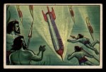 1951 Bowman Jets Rockets and Spacemen #53   Long Dive Front Thumbnail