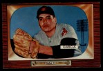 1955 Bowman #128  Mike Garcia  Front Thumbnail