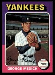 1975 Topps #426  Doc Medich  Front Thumbnail