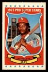1973 Kelloggs #45  Carlos May  Front Thumbnail