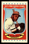 1973 Kelloggs 2D #25  Willie Stargell  Front Thumbnail