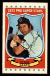 1973 Kelloggs 2D #54  Ron Santo  Front Thumbnail