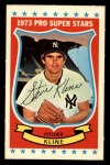1973 Kelloggs #50  Steve Kline  Front Thumbnail