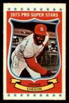 1973 Kelloggs #14  Bob Gibson  Front Thumbnail