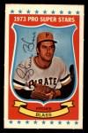 1973 Kelloggs #11  Steve Blass  Front Thumbnail
