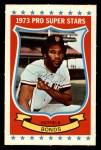 1973 Kelloggs #8  Bobby Bonds  Front Thumbnail