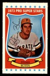 1973 Kelloggs 2D #11  Steve Blass  Front Thumbnail
