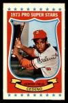 1973 Kellogg's #13  Cesar Cedeno  Front Thumbnail