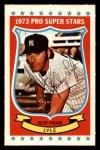 1973 Kelloggs #15  Sparky Lyle  Front Thumbnail